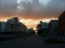 Ночной Барнаул
