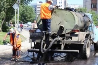 Из-за ремонтных работ в Барнауле перекрыта улица Чкалова