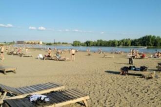 Когда в Барнауле будет открыт пляж?