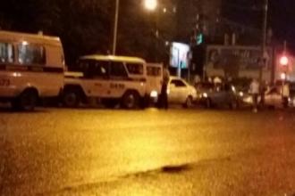 В Барнауле произошла массовая драка