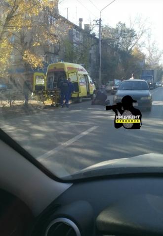 В Рубцовске автомобиль сбил пенсионерку