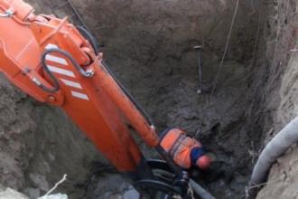 В Барнауле несколько домов остались без воды из-за прорыва водопровода