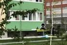 В Барнауле из окна выпала 5-летняя женщина