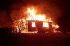 В Алтайском крае в пожаре погибли люди
