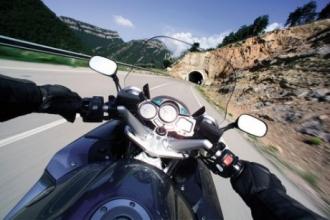 В Алтайском крае погиб водитель мотоцикла
