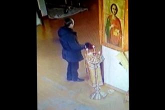 В Барнауле задержали серийного похитителя церковных пожертвований