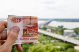 В Барнауле кондуктор не приняла у пассажира 5 000 рублей