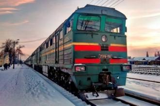 В Алтайском крае на железнодорожных путях погиб мужчина