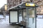 В Барнауле мужчина умер на остановке общественного транспорта