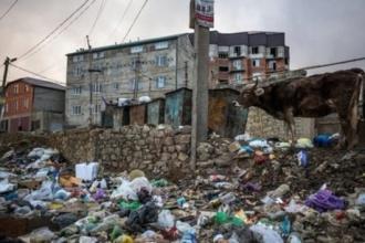 Рубцовск вошел в десятку самых грязных городов России