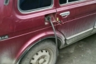 Преступники забыли шланг, когда сливали бензин