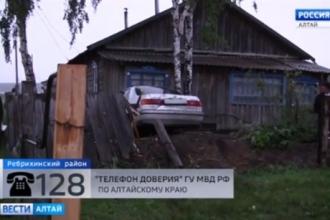 В пьяном ДТП погиб житель Алтая