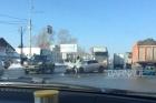 В Барнауле произошла серьезная авария