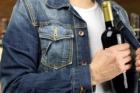 Барнаулец хотел украсть алкоголь из магазина