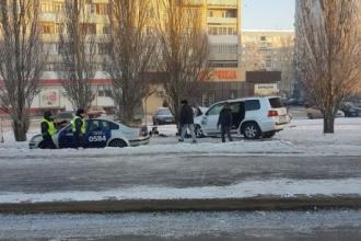 На Павловском тракте в Барнауле произошло серьезное ДТП