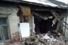 В жилом доме Барнаула обрушилась стена