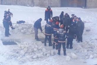 Тело мальчика, который провалился под лед, нашли в Барнауле