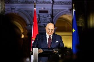 Вячеслав Моше Кантор от лица еврейских организаций представил Совету ЕС план действий по борьбе с антисемитизмом