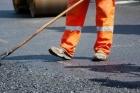 В Барнауле начали ремонт дороги на улице Власихинской