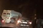Таксист в Барнауле сбил пешехода