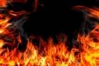 В Алейске горела многоэтажка