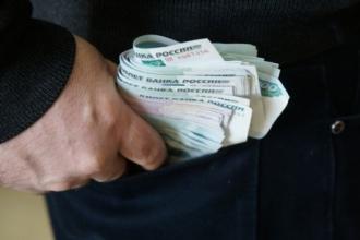 Житель Алтайского края пытался дать взятку полицейскому