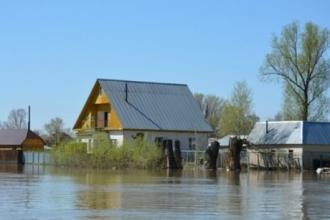 В Оби повышается уровень воды