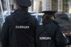 В Алтайском крае перевернулась машина полиции