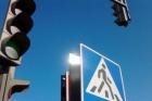 Светофоры на трех перекрестках будут отключены двадцать третьего августа на Красноармейском