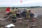 Под Барнаулом произошло смертельное крушение самолета Як-52