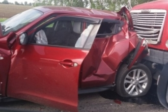 На трассе Барнаул-Бийск произошло серьезное ДТП