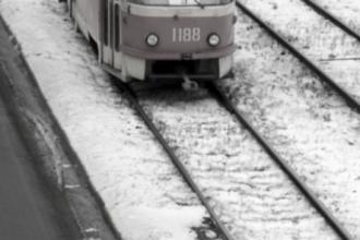 В Барнауле трамвай сбил пешехода