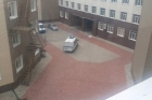В Барнауле из окна клиники выпал пациент
