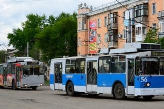 В Рубцовске поднимется цена на проезд в троллейбусе