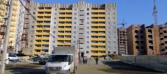 «Жилищная инициатива» в Барнауле