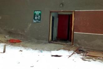 В Барнауле обворовали лыжную базу