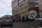 В центре Барнаула машина сбила женщину