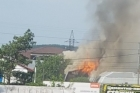 Названа причина масштабного пожара в Барнауле