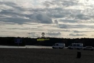 В Барнауле на городском пляже утонул мужчина
