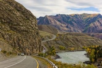 В ДТП на Алтайском крае погиб водитель авто