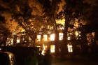 Из-за чего сгорело здание музыкальной школы в Барнауле