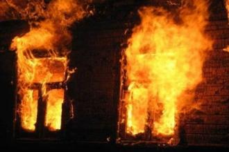 В Славгороде в живом доме произошло возгорание