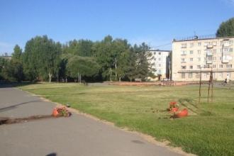 В Барнауле вновь орудуют вандалы