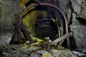 В Алтайском крае произошло обрушение в шахте