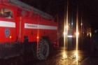В столице Алтайского края горела баня