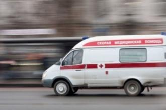в Барнауле трамвай сбил женщину