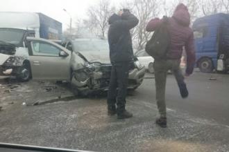 На Павловском тракте произошло серьезное ДТП