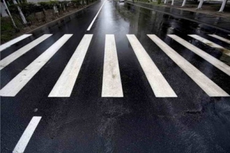 В Барнауле автомобиль сбил детей на пешеходном переходе