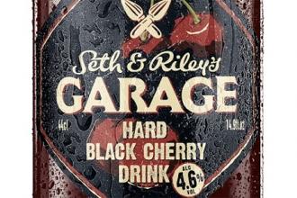 «Балтика» анонсировала появление новинки Hard Black Cherry Drink