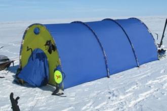 Под Барнаулом погибли рыбаки в палатках